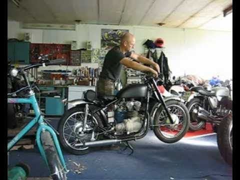 simson awo 425 sport rebuild with nice sound youtube. Black Bedroom Furniture Sets. Home Design Ideas