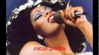 Donna Summer * DISCO QUEEN * remix