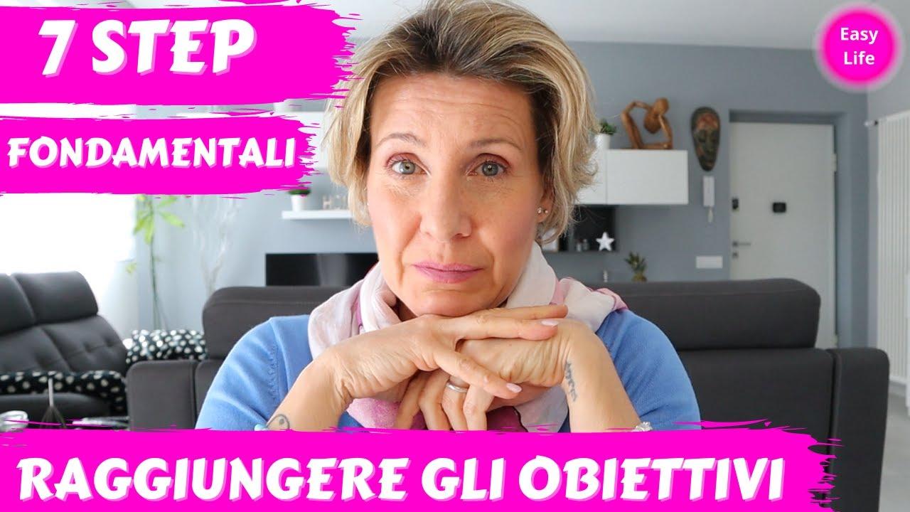 COME RAGGIUNGERE I PROPRI OBIETTIVI CON SUCCESSO | Barbara Easy Life