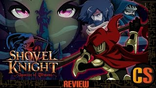 SHOVEL KNIGHT: SPECTER OF TORMENT - PS4 REVIEW