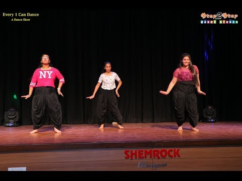 Afghan Jalebi   Dilbar   Dance Performance By Girls At Dance Show   Step2Step Dance Studio