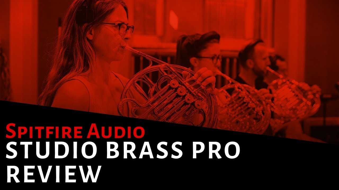 Spitfire Studio Brass Review and Demo - Reason Guide
