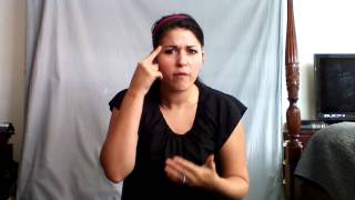 Learn ASL in 31 Days: Day 2 :: Questions