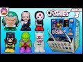 DC OOSHIES SERIES 3 BOX OPENING * NEW * - LIMITED EDITION & RARE OOSHIES HUNT - 7 Pack Reveal !!!!!!