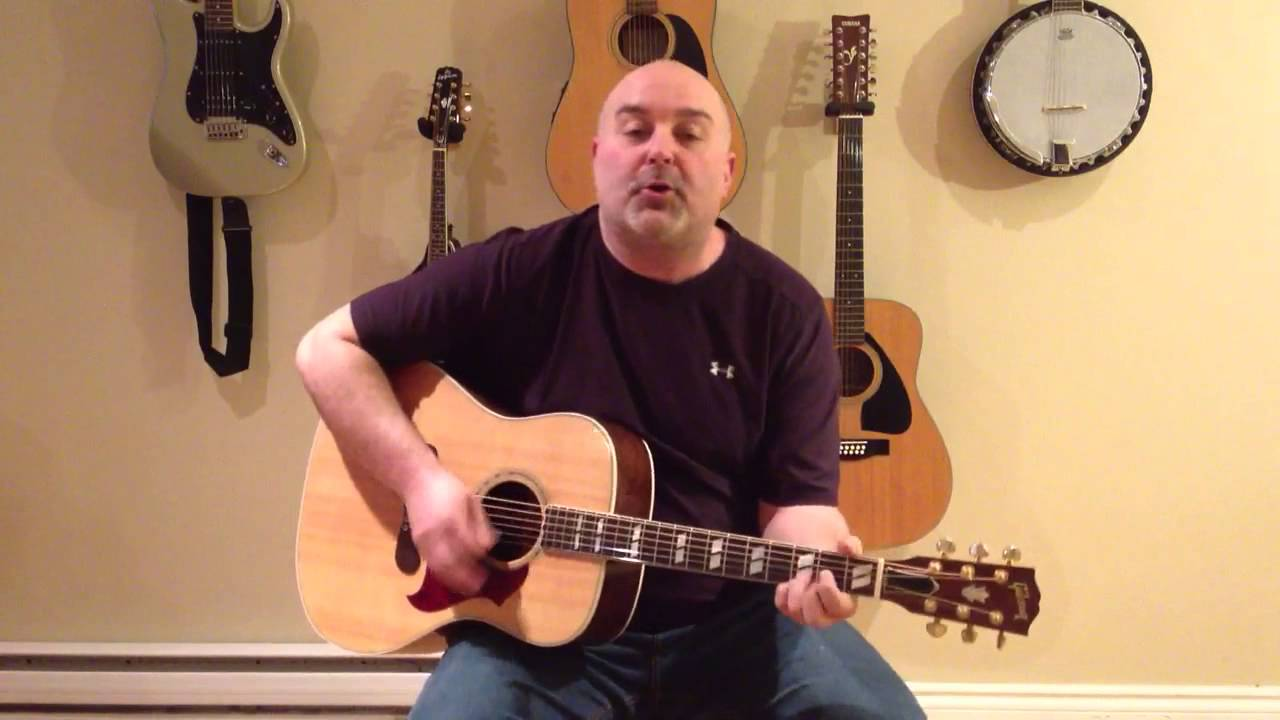 How To Play Chicken Fried Zac Brown Cover Easy 3 Chord Tune