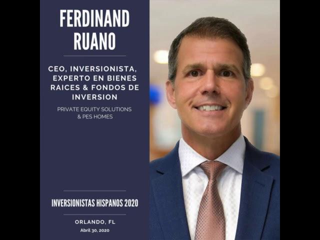 INVERSIONISTAS HISPANOS 2020 llega este mes de Abril a Orlando