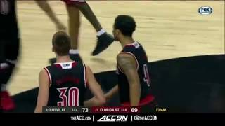 Louisville vs Florida State College Basketball Condensed Game 2018