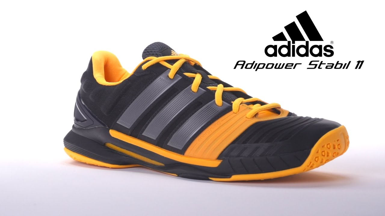 brand new cd665 f8087 Shoe Review adidas adiPower Stabil 11