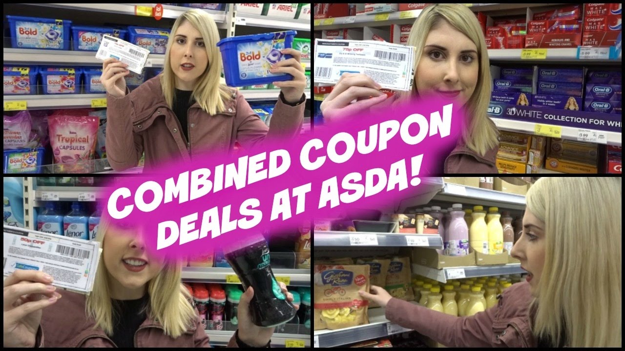 Get Asda voucher codes for February 12222