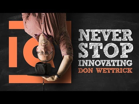 Innovation Specialist on Unlearning - Don Wettrick | Inside Quest #35