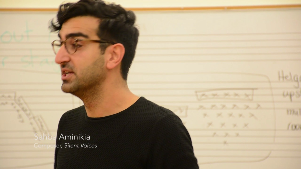 The Composer Files: Sahba Aminikia