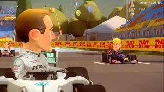 F1 Race Stars Xbox 360 - Oceanian Championship