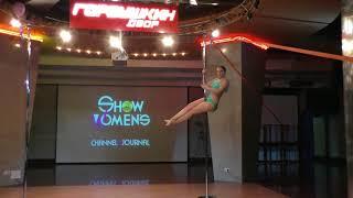 Юлия Кригель - Catwalk Dance Fest IX[pole dance, aerial]  12.05.18.