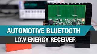TIDA-01632: Automotive Bluetooth Low Energy receiver reference design