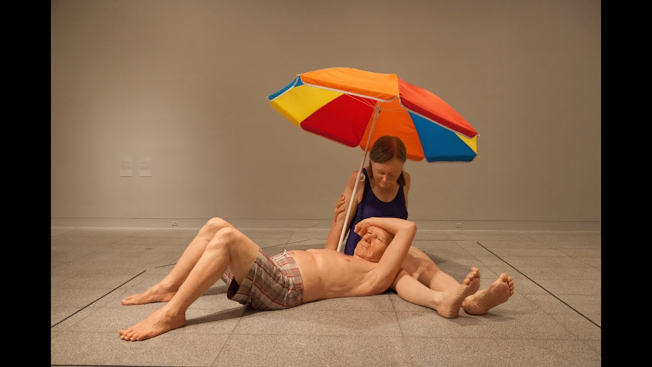 art this week at the museum of fine arts houston ron mueck youtube