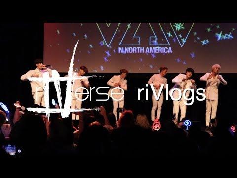 rIVerse riVlogs: That Time We Met Kpop Idols VAV