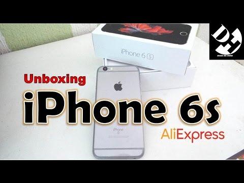 IPhone 6s Comprado No Aliexpress. Será Que Valeu A Pena?