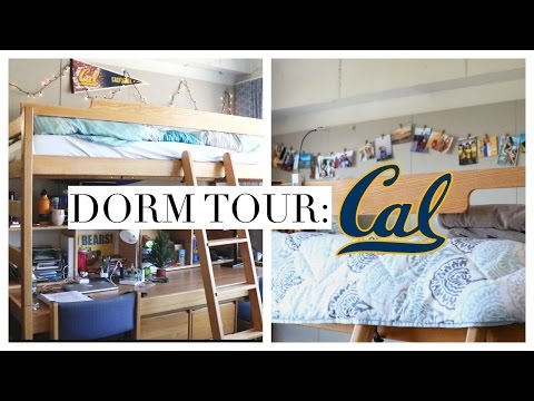 UC BERKELEY DORM TOUR | Unit 1 Cheney Triple