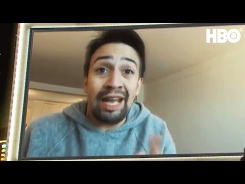 'Lin-Manuel Miranda Voicemail' Clip | Night Of Too Many Stars | HBO