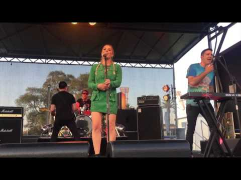 Rogue Traders - In Love Again FULL (Live at the V8 Supercars)