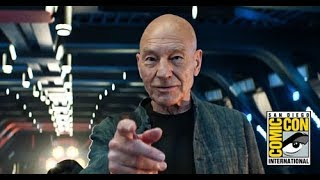 Star Trek Picard trailer CZ