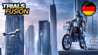 STYLISCHE STRECKE - TRIALS FUSION - Let's Play Trials Fusion  - Dhalucard