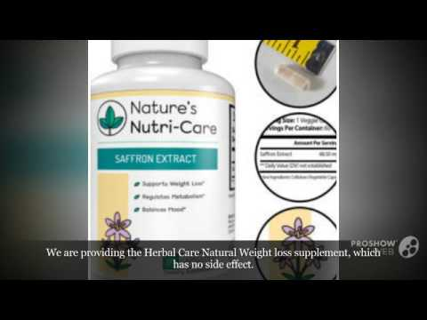 Natural Weight Loss Supplements - YouTube
