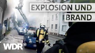 Feuer & Flamme | Explosion und Brand in Schalke | WDR