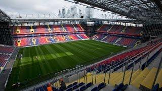 Стадион ЦСКА Арена самые интересные факты о стадионе