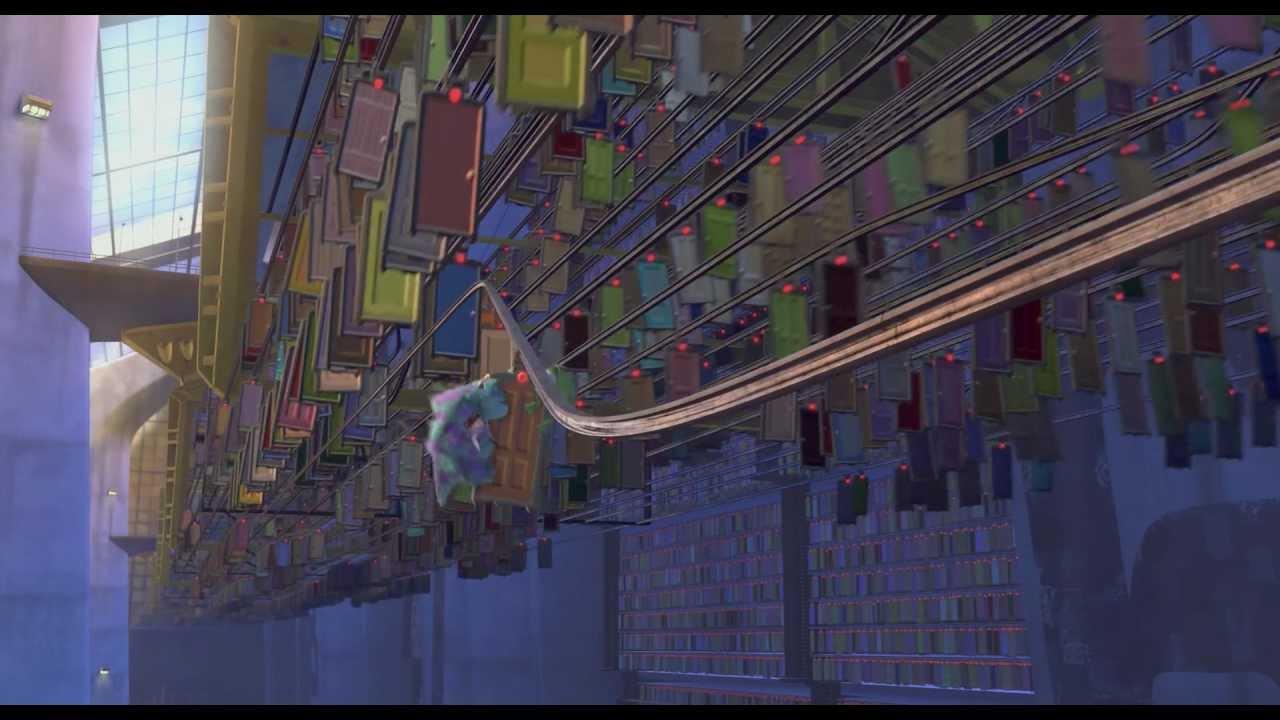 Wallpaper Monster Inc 3d Monsters Inc 3d Quot Going 3d Quot Featurette Youtube