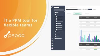 Psoda - The PPM Tool For Flexible Teams