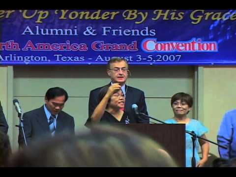 Mountain View College Alumni first US & Canada Alumni Convention & Reunion Chapter 1