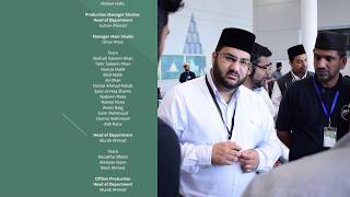 Credits | MTA Int. German Studios | #JalsaGermany 2017