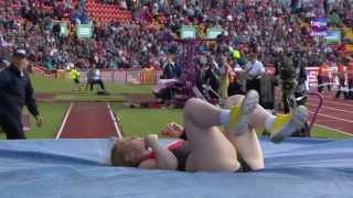 Pole vault women European Athletics Team Championships Gateshead 2013
