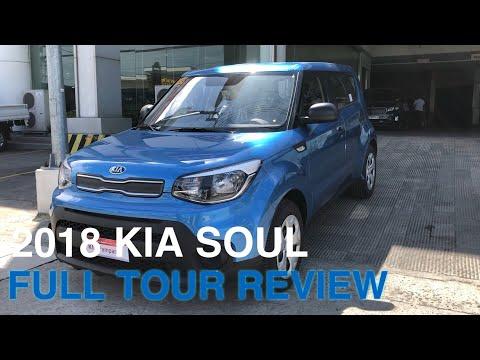 2018 Kia SOUL CRDi 6spd MT Full Tour Review