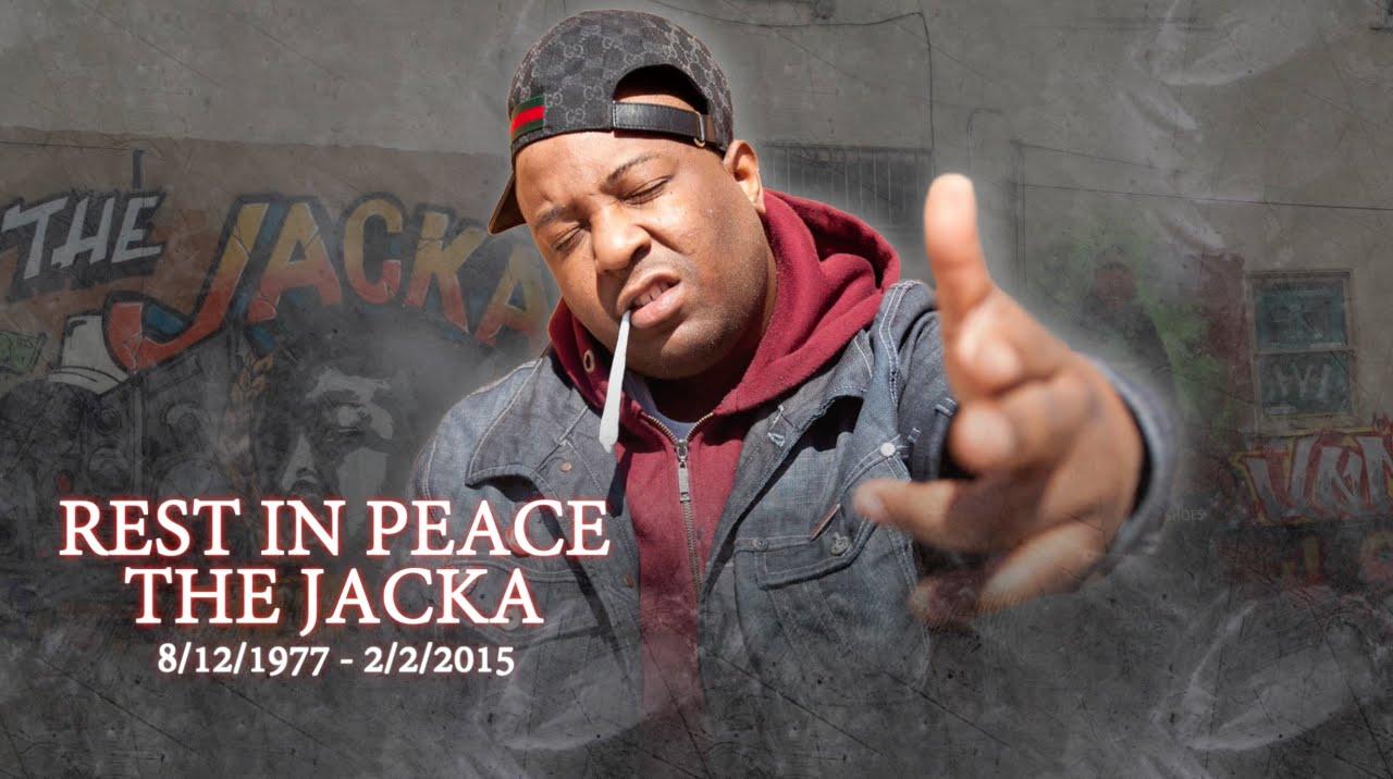 The Jacka Albums