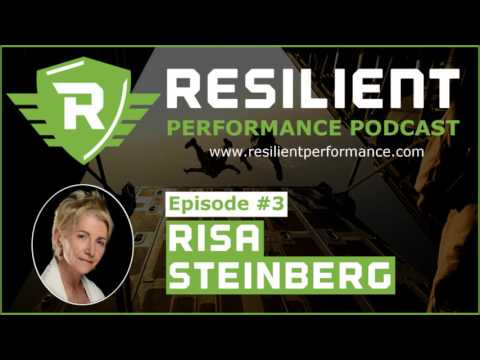 Resilient Performance Podcast - Risa Steinberg