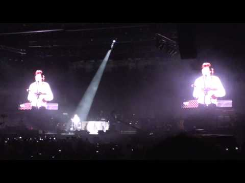 "Paul McCartney Live Santiago Chile 22-Abril-2014  ""Out There! Tour"""