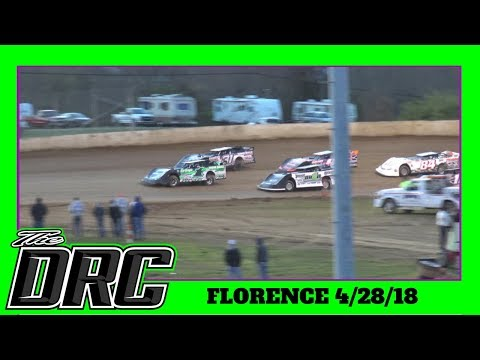 Florence Speedway | 4/28/18 | Late Models