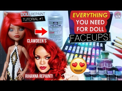 everything-you-need-for-doll-repaints-(beginner-friendly-clawdeen-wolf-repaint)