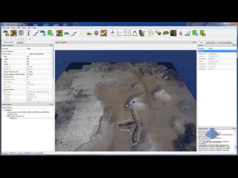Carlson Precision 3D Topo 2017 | Polygon Bareground Filtering
