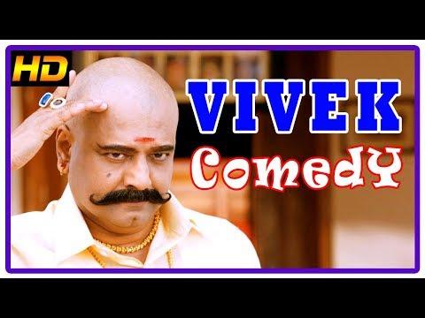 Vivek Comedy Scenes | Tamil Comedy Scenes | Sakalakala Vallavan | Manithan | Lesa Lesa