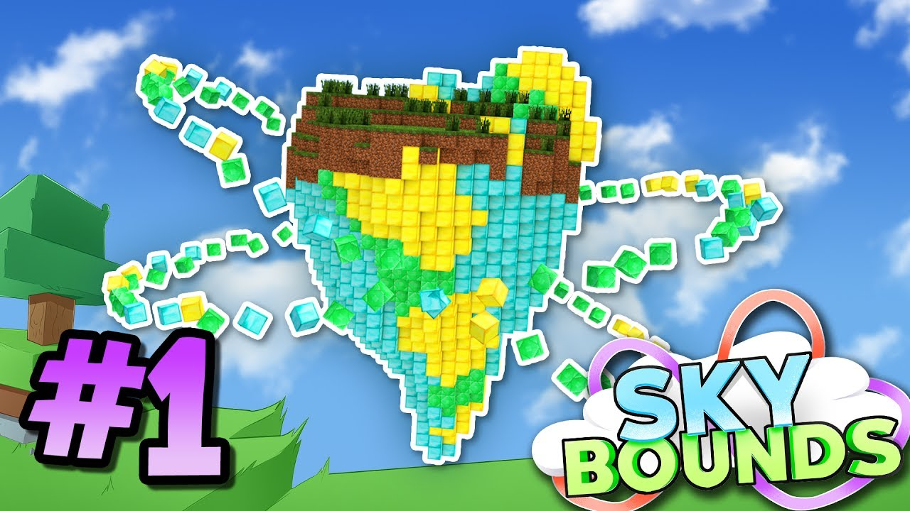 How To Make A New Island In Skyblock