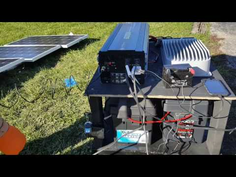 12000 Watt Solar Power Generator For Sale With 60 Amp Controller