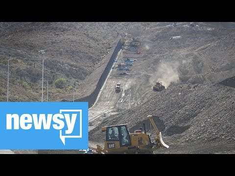 border-wall-construction-laws-eased