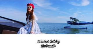 SUZY - HOLIDAY (Feat. DPR LIVE) [Türkçe Altyazılı]
