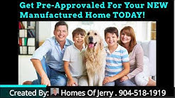 Get Pre-Approved For Mobile Home Financing TODAY!