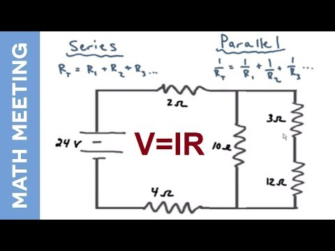 Circuit Analysis - Solving Current And Voltage For Every Resistor