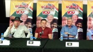 Schucks! Your Country Needs You Press Conference Part 5
