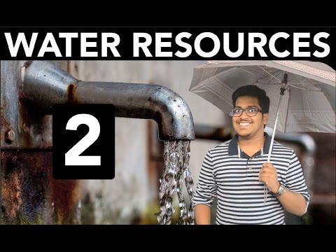 Geography: Water Resources (Part 2)